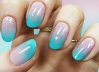 jak zrobić manicure ombre1