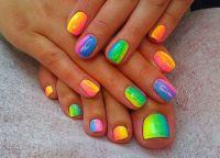 jak zrobić manicure ombre5