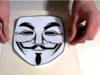 kako napraviti masku tipa fox3
