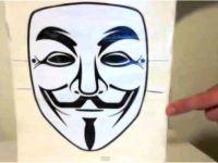 kako napraviti masku tipa fox4