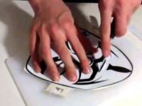 како направити маску Фок фок8