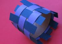 Како направити прстен од папира7