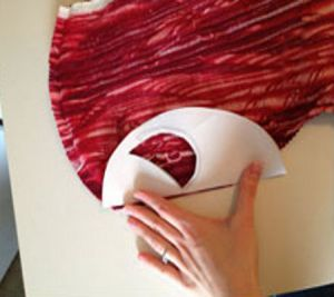 Jak zrobić maskę pająka 17