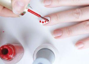 jak rysować obrazy na paznokciach 11