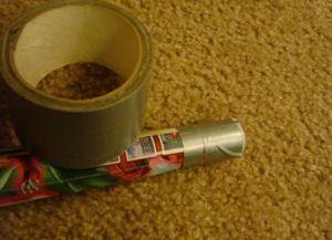 jak zrobić nunchuck z papierowego zdjęcia 11