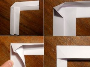 jak zrobić papierowy bumerang 4
