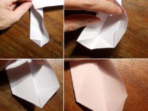jak zrobić papierowy bumerang 5