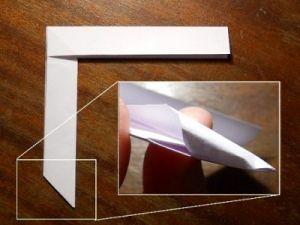 jak zrobić papierowy bumerang 6