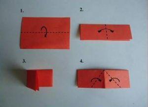 jak zrobić papierową stokrotkę 18