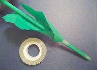 jak zrobić papierową stokrotkę 33