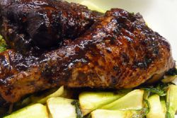 Recepti za marinado za turško palico v peči