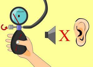 kako naučiti mjeriti tlak mehaničkim tonometrom 6
