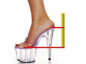 како измерити висину пете 3