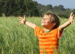 kako podići dijete sretnim