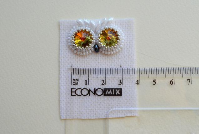 jak haftować na koralikach 10