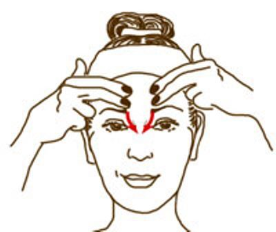 jak wygładzać zmarszczki na twarzy na czole3