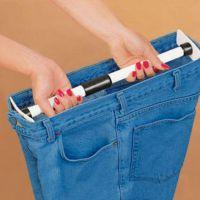 Как да разтегнете дънкови шорти 1