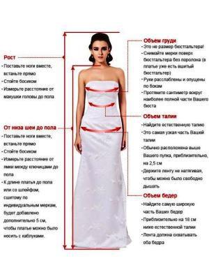 Kako uzeti mjerenja za haljinu 3