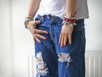 jak pięknie rozerwać dżinsy 12