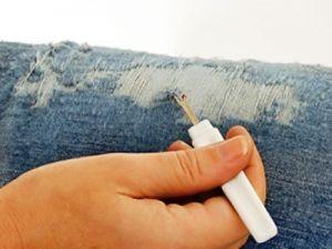 jak pięknie rozerwać dżinsy 5