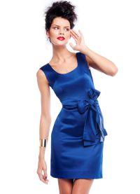 как да обвържеш лък върху рокля 1