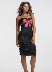 как да вратовръзка лък на рокля 5
