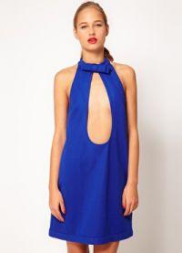 как да обвържеш лък върху рокля 7