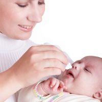 lekarstwo na nieżyt nosa dla noworodków
