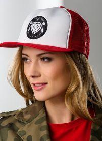 Како носити капу за бејзбол3