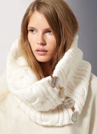 Как да носите шал 7