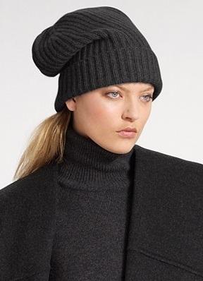 как да носите шапка на момичета 9