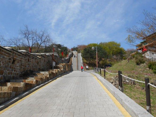Длинные стены Хвасона