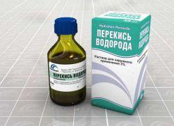 лечење срчаног удара водоник-пероксидом