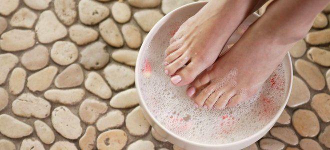 Народные средства от запаха ног и потливости