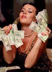 Chcę poślubić bogatego mężczyznę