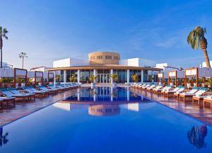 Отель Paracas