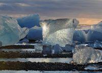 Изумительные краски Ледяной Лагуны