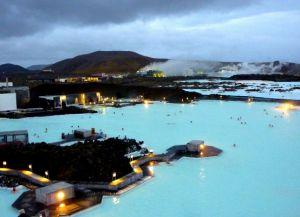 Спа-курорт Исландии