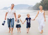 идеје за породичну фотографију у природи током лета 11