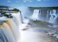 Необъятные водопады Игуасу