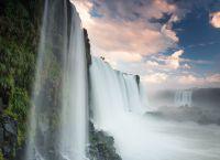 Райская красота водопадов Игуасу