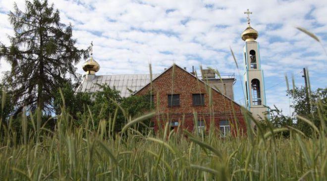 Православная церковь Рождества Пресвятой Богородицы