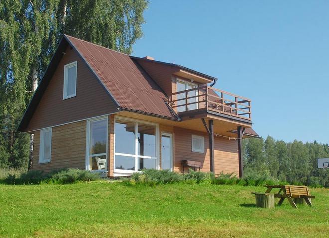 Дом для отпуска Meza Skuki