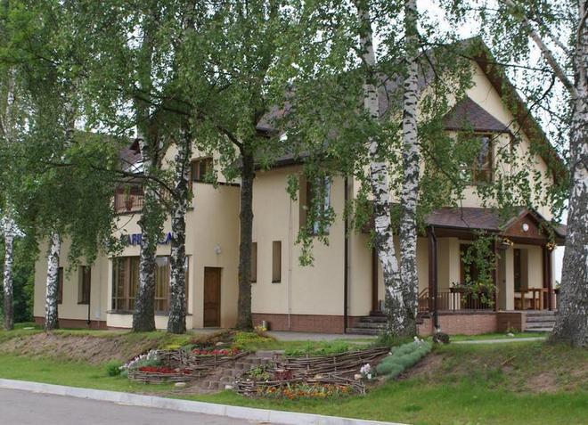 Гостевой дом Rudzupuķes