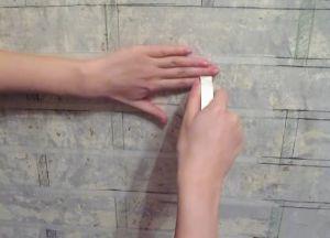 Имитация на тухли със собствени ръце12