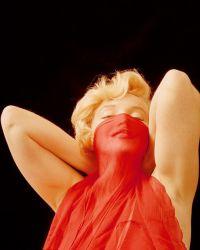 Игра с красной вуалью, снято в Нью-Йорке в 1957 году