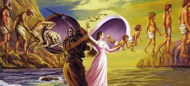 jak se inkarnace liší od reinkarnace