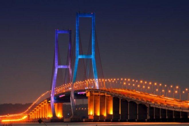 Вантовый мост Сурамаду