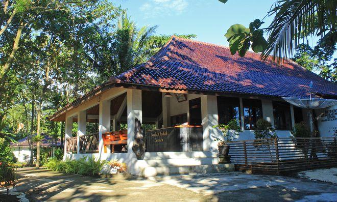 Пансион losmen в Индонезии