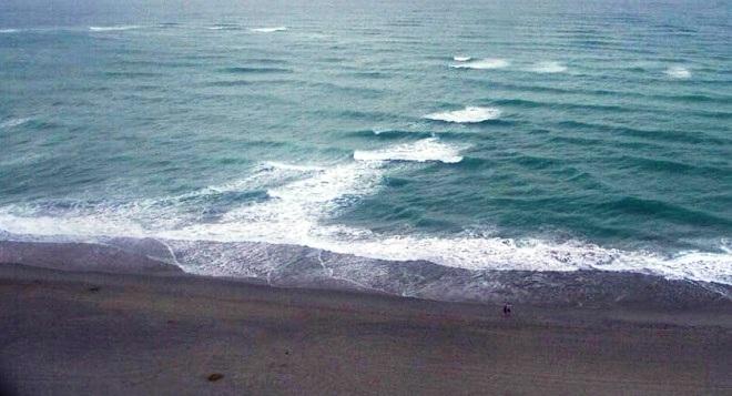 Течение в океане